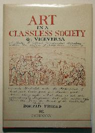 Art in a Classless Society & Viceversa - 1