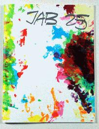 JAB 25 Journal of Artists' Books - 1