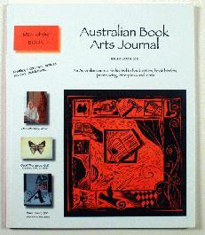 Australian Book Arts Journal 4 - 1