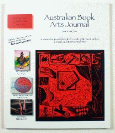Australian Book Arts Journal 5 - 1