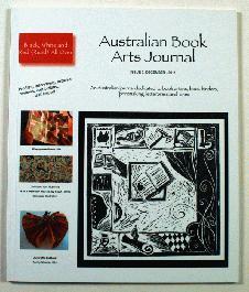 Australian Book Arts Journal 7 - 1