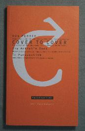 Cover to Cover: The Artist's Book in Perspective - 1