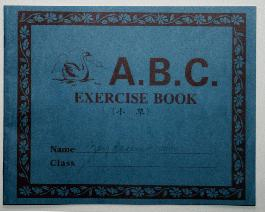 A.B.C. Exercise Book - 1